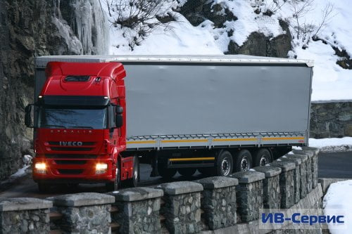IVECO STRALIS Active Time