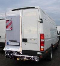 NEW IVECO Daily со складывающим гидробортом BAR Cargolift.