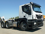 Седельный тягач IVECO Stralis Hi-Road AT440S46 TZ/P HM (6x4)