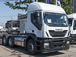 Седельный тягач IVECO Stralis Hi-Road AT440S46 TZ/P HM