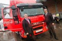 Coca-Cola проверит, насколько хорош IVECO Eurocargo Hybrid в реальных городских условиях