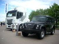 Iveco приняла участие в выставке «АСМАП-2009»