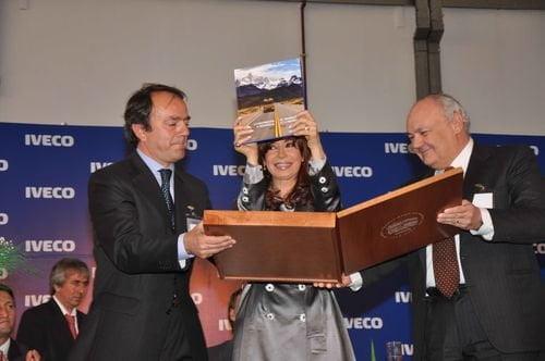 Аргентинский завод IVECO отпраздновал свое 40-летие