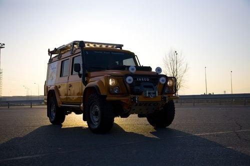 Автомобили IVECO в экспедиции Overland