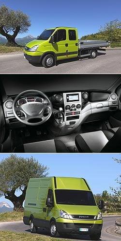 Iveco ECODAILY - лучшие коммерческие автомобили 2010
