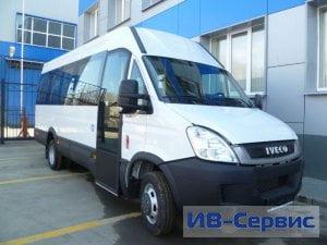 В Нижнем Новгороде выпустили 26-местный микроавтобус Iveco
