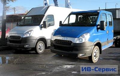 СПЕЦИАЛЬНОЕ ПРЕДЛОЖЕНИЕ на NEW Daily шасси и цельнометаллические фургоны В НАЛИЧИИ!