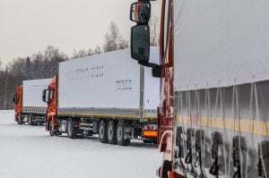 Состоялась презентация Iveco Stralis Hi-Way - лучшего грузовика 2013 года
