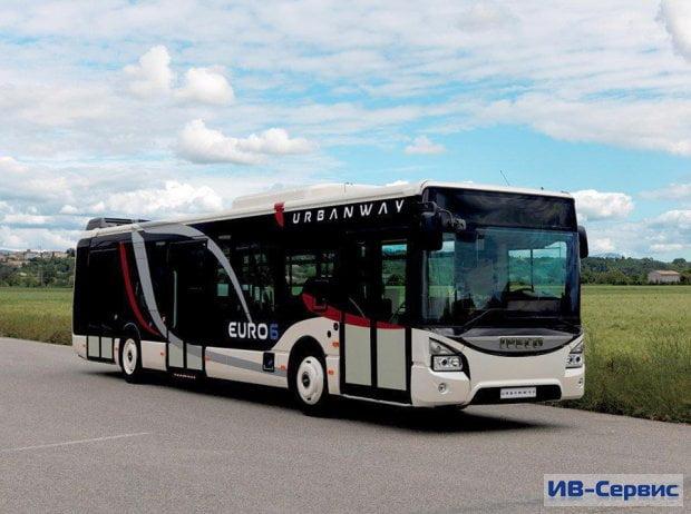 Компания Iveco Bus приняла участие в 60–м всемирном конгрессе, посвященном городскому транспорту
