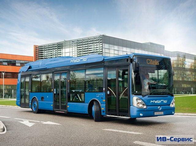 На фестивале «Мир автобусов 2014» были представлены новинки Iveco Bus