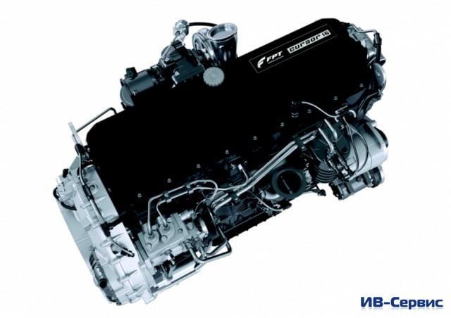 Двигатель Cursor 16, сконструированный в FPT Industrial, получил титул «Дизель года 2014»