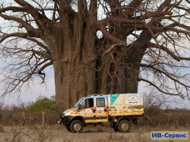 Через Африку за 60 дней: завершился второй сезон пробега Daily4Africa