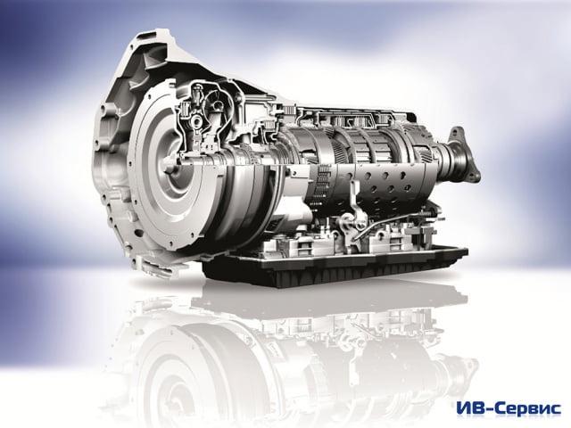 Модернизированная 8-ступенчатая АКПП серии Hi-Matic представлена  Iveco на брюссельском автосалоне