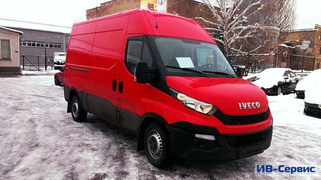 Цельнометаллический фургон IVECO Daily 35S15V (10,8 куб. м)