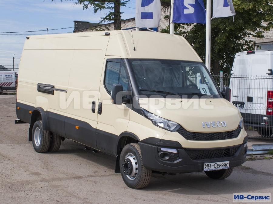 Цельнометаллический фургон IVECO Daily 70C15HV (16 куб. м)