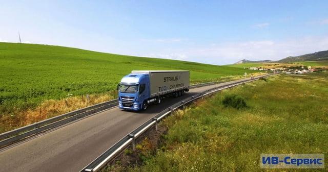 Новые тягачи Iveco Stralis NP покорили немецкий рынок