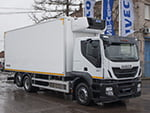 Фургон-рефрижератор на базе IVECO Stralis Hi-Road AT260S36 Y/P