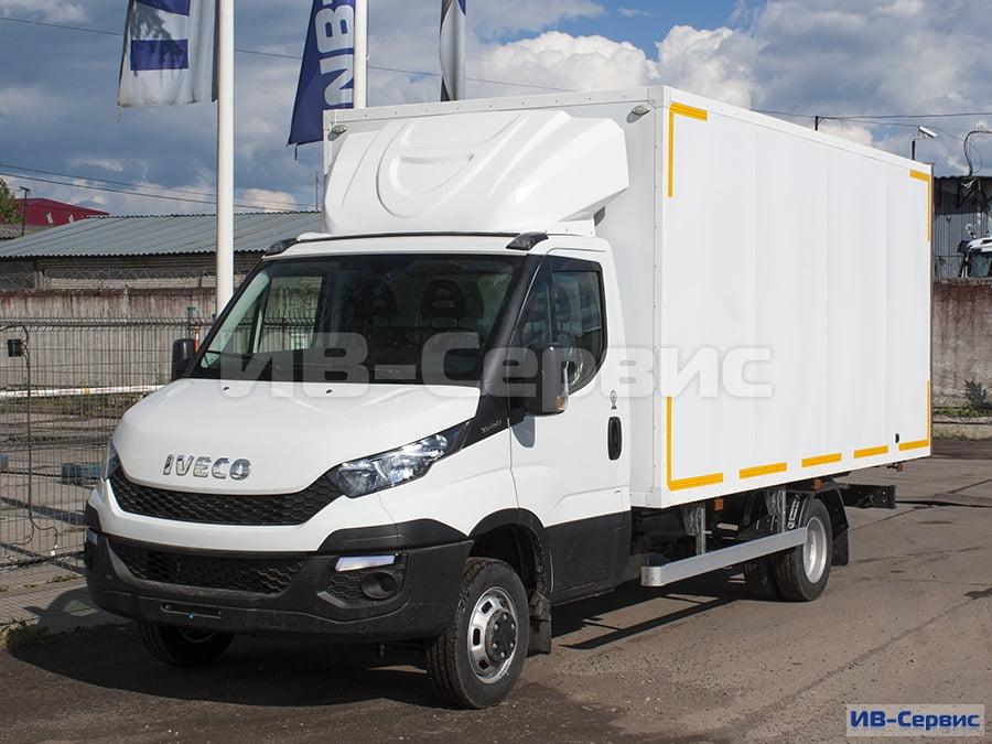 Промтоварный фургон на базе IVECO Daily 35C15