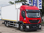 Фургон-рефрижератор на базе IVECO Stralis Hi-Road AT260S36Y/P