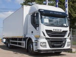 Изотермический фургон на базе шасси IVECO Stralis Hi-Road AT260S42YP/S