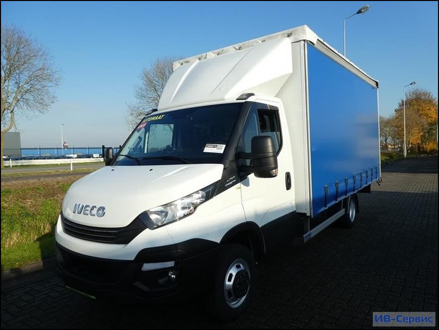 Клиент «увел» грузовик IVECO прямо с демонстрации