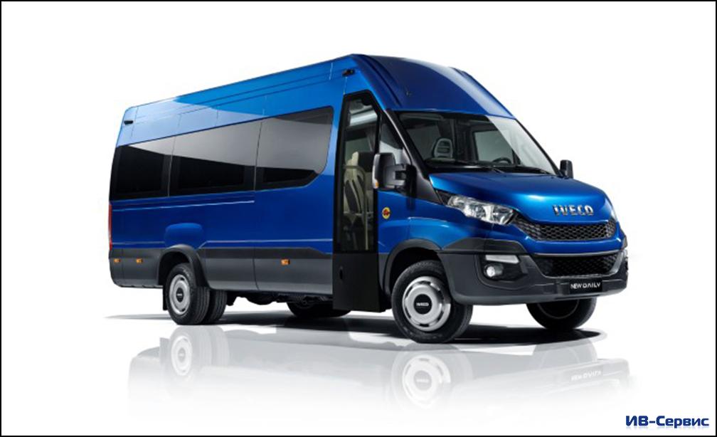 Trade Van Driver Award 2020 для IVECO Daily