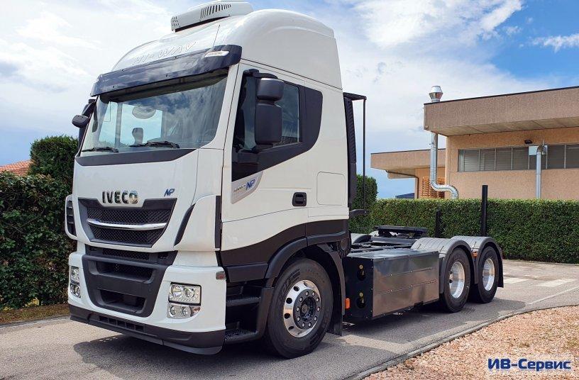 IVECO выиграла тендер на самый крупный заказ газовых грузовиков в Южной Америке