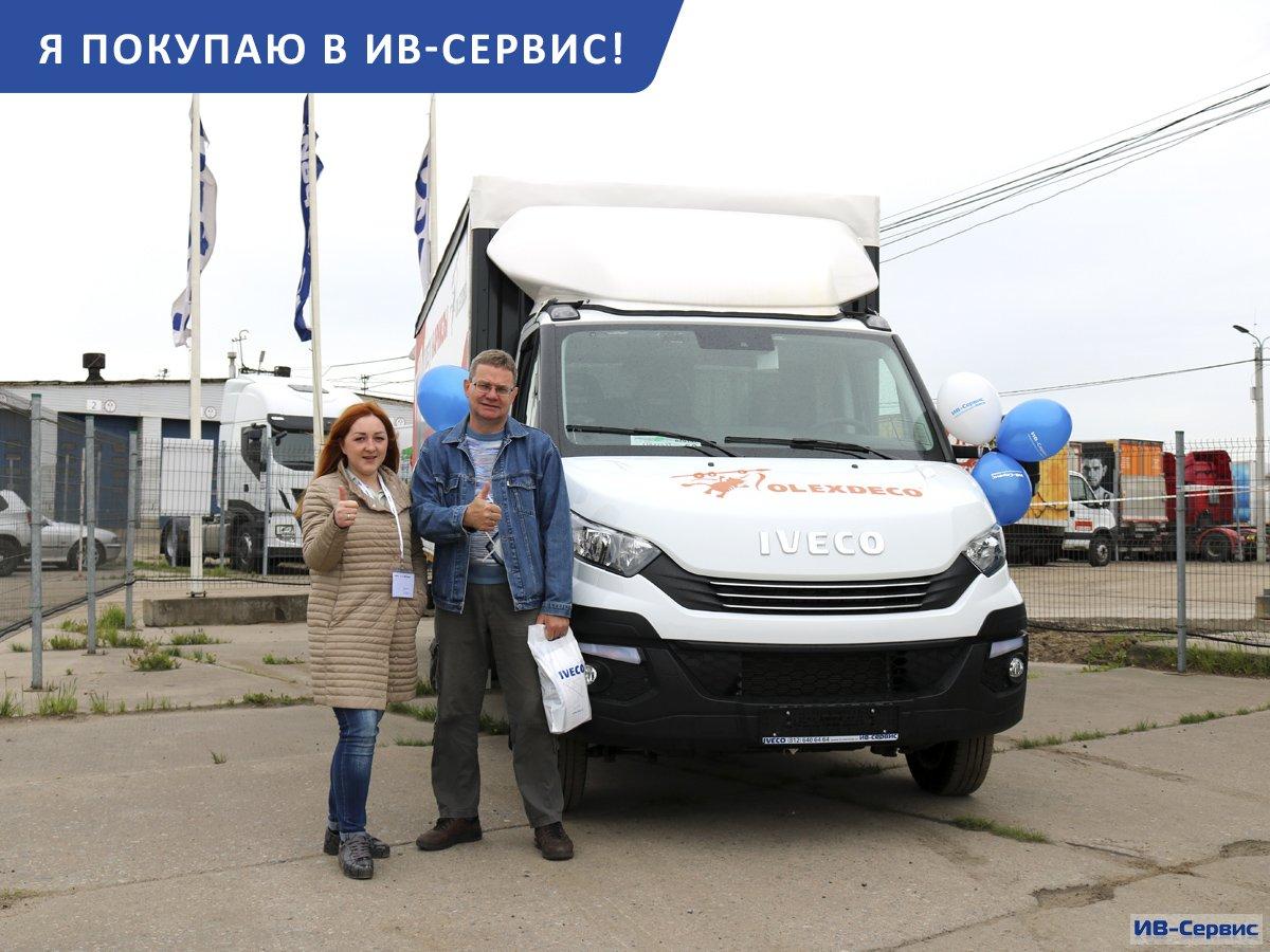 IVECO Daily евротент 6,2 метра для крупногабаритных перевозок!